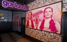 Nightclub graphic boards