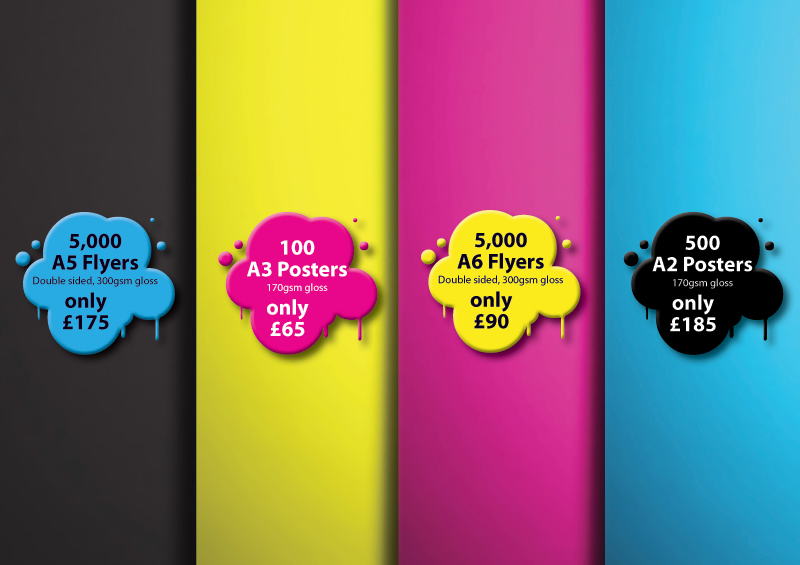 Printers for flyers and posters barearsbackyard printers for flyers and posters reheart Image collections