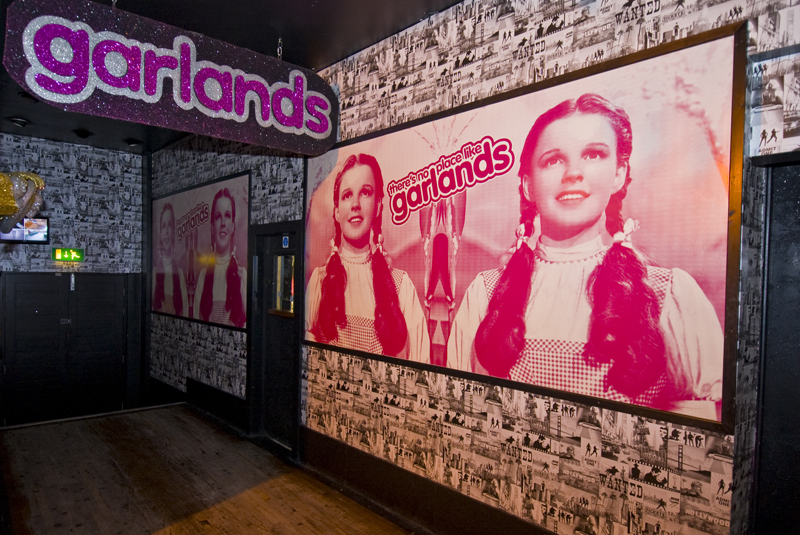 Garlands gay bar liverpool