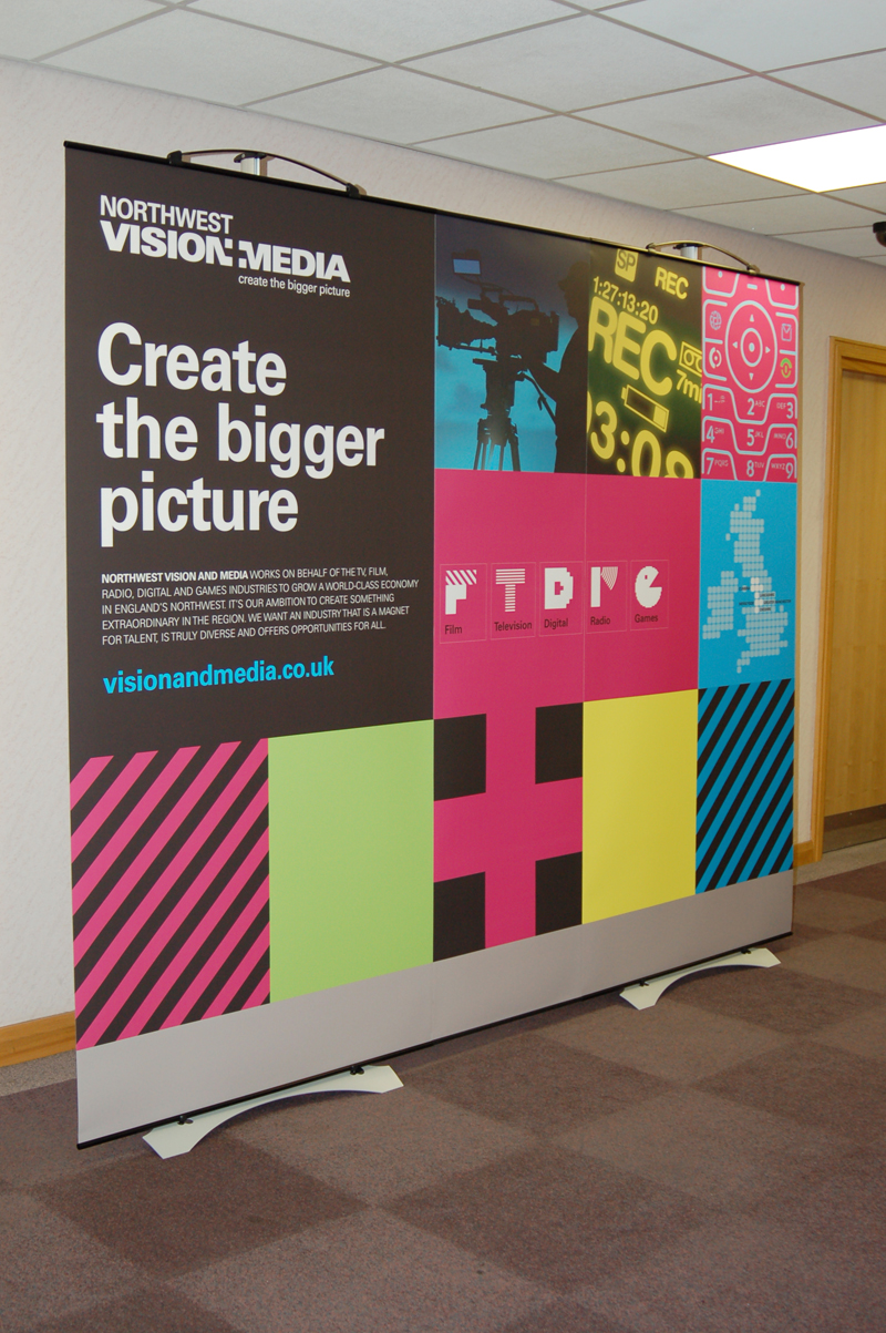 Simple Exhibition Stand Here Alone : Exhibition stands liverpool stand printing by