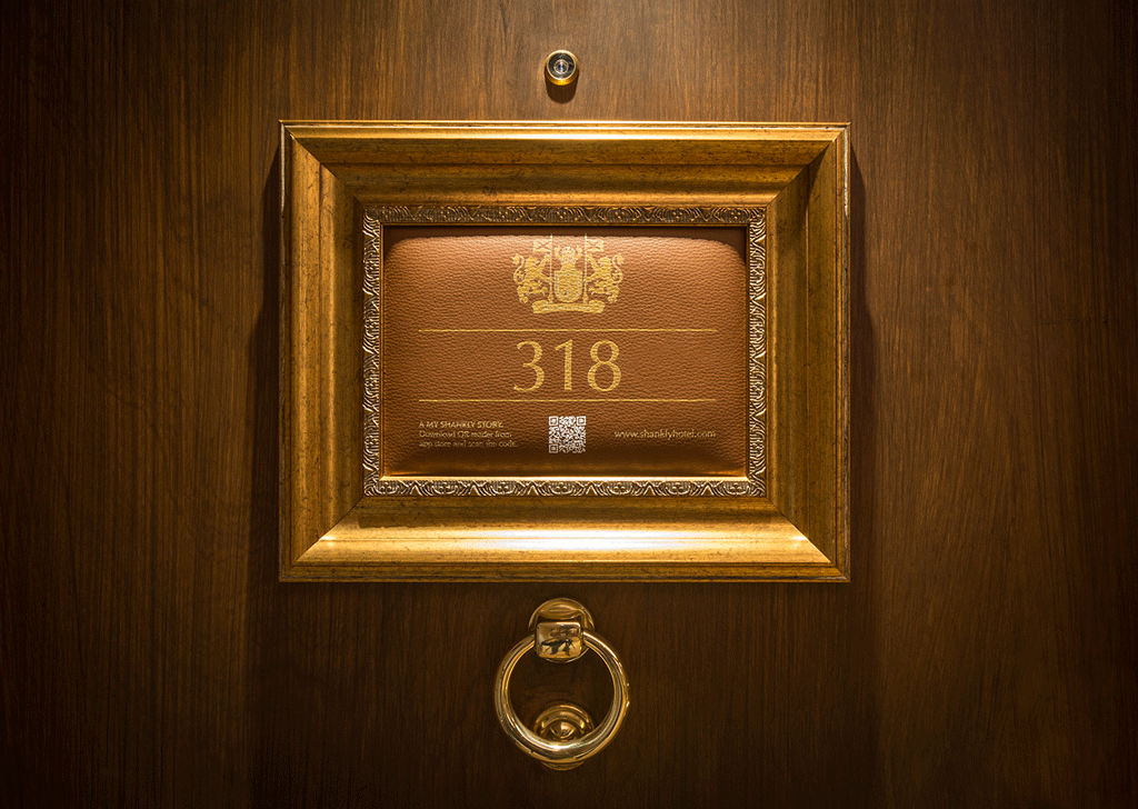 Wondrous Hotel Signage And Interior Graphics For The Shankly Hotel Download Free Architecture Designs Intelgarnamadebymaigaardcom