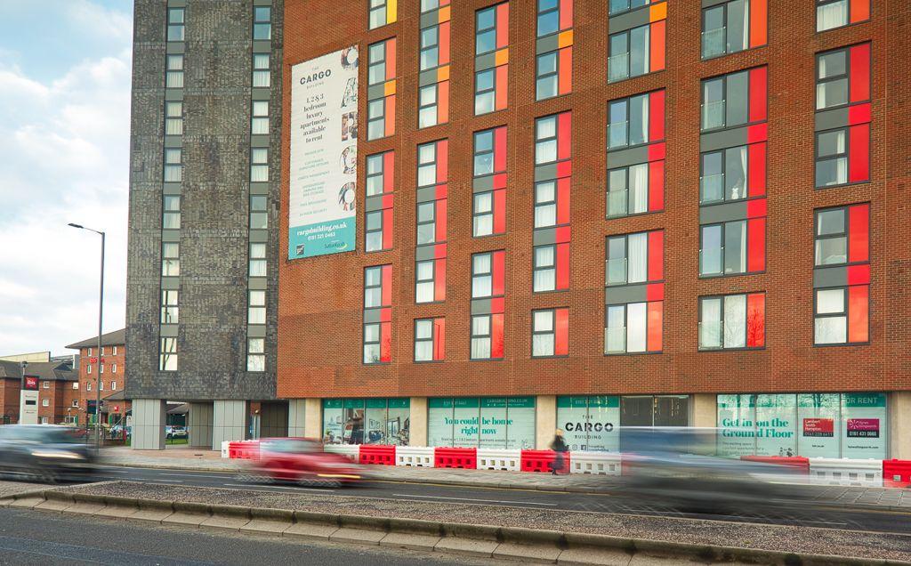 Cargo Building Window Vinyl Amp Building Banner Liverpool
